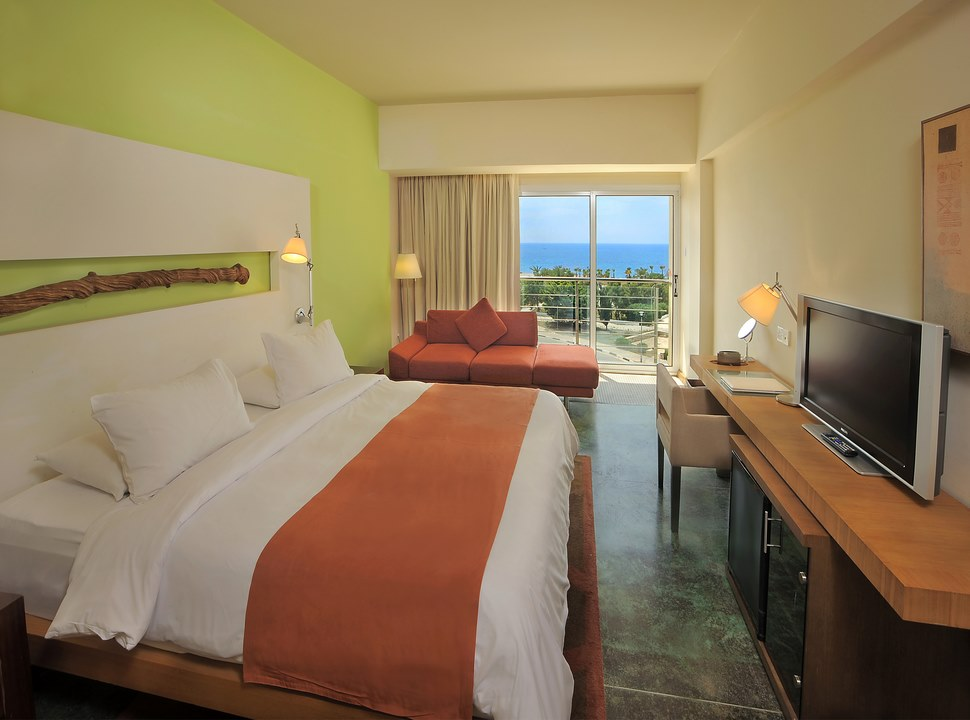 E Hotel на Кипре - номера и виллы